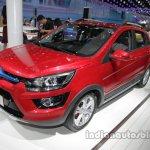 BAIC Senova EX200 front three quarters left side at Auto China 2016