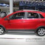 BAIC Senova EX200 side profile at Auto China 2016