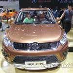 BAIC Senova X35 front at Auto China 2016