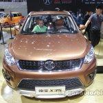 BAIC Senova X35 front at Auto China 2016