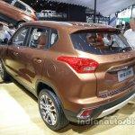 BAIC Senova X35 rear three quarters at Auto China 2016