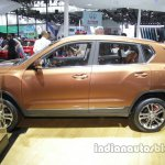 BAIC Senova X35 side profile at Auto China 2016