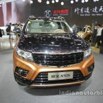 BAIC Senova X55 front at Auto China 2016