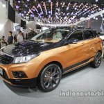 BAIC Senova X55 front three quarters left side at Auto China 2016