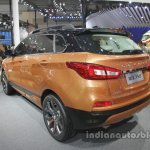 BAIC Senova X55 rear three quarters left side at Auto China 2016