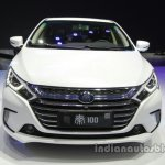 BYD Qin 100 front at Auto China 2016