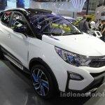 BYD Yuan front three quarters at Auto China 2016