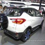 BYD Yuan rear three quarters at Auto China 2016