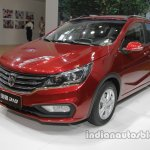 Baojun 310 front three quarters at Auto China 2016