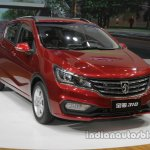 Baojun 310 front three quarters right side at Auto China 2016