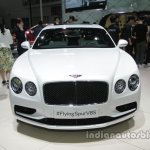 Bentley Flying Spur V8 S front at Auto China 2016