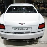 Bentley Flying Spur V8 S rear at Auto China 2016