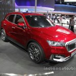 Borgward BX5 concept front three quarters right side at Auto China 2016
