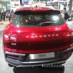 Borgward BX5 concept rear at Auto China 2016