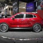 Borgward BX5 concept side profile at Auto China 2016