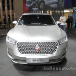 Borgward BX6 TS concept front at Auto China 2016