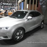 Borgward BX6 TS concept front three quarters left side at Auto China 2016