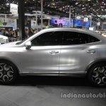 Borgward BX6 TS concept side profile at Auto China 2016