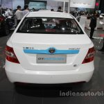 Brilliance H230 EV rear at Auto China 2016