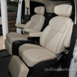 Brilliance Huasong 7 rear seats at Auto China 2016