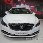Buick LaCrosse Hybrid front at Auto China 2016