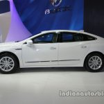 Buick LaCrosse Hybrid side profile at Auto China 2016