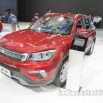 Changan CS75 at Auto China 2016 front three quarters left side