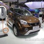 Changjiang eCool front three quarters at Auto China 2016