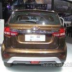 Changjiang eCool rear at Auto China 2016