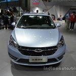 Chery Arrizo 5 EV front at Auto China 2016