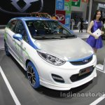 Chery Cowin C3R EV front three quarters at Auto China 2016