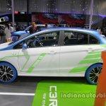 Chery Cowin C3R EV side profile at Auto China 2016