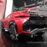 Chery FV2030 Concept rear three quarters at Auto China 2016