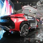 Chery FV2030 Concept rear three quarters right side at Auto China 2016