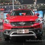 Chery Tiggo 7 front at Auto China 2016