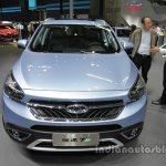 Chery Tiggo 7 plug-in hybrid front at Auto China 2016