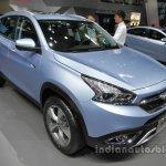 Chery Tiggo 7 plug-in hybrid front three quarters at Auto China 2016