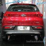Chery Tiggo 7 rear at Auto China 2016