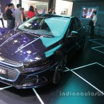 Chevrolet Cruze TRON special edition front three quarters left side at Auto China 2016