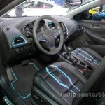 Chevrolet Cruze TRON special edition interior dashboard at Auto China 2016