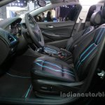 Chevrolet Cruze TRON special edition interior front seats at Auto China 2016