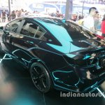 Chevrolet Cruze TRON special edition rear three quarters left side at Auto China 2016