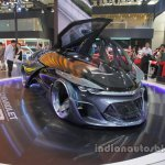 Chevrolet-FNR concept front three quarters at Auto China 2016