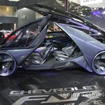 Chevrolet-FNR concept left side at Auto China 2016