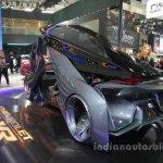 Chevrolet-FNR concept rear three quarters at Auto China 2016