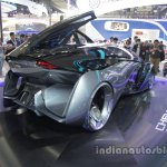 Chevrolet-FNR concept rear three quarters right side at Auto China 2016