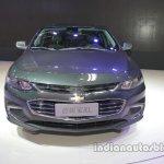 Chevrolet Malibu XL front at Auto China 2016