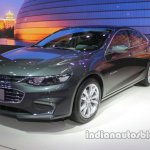 Chevrolet Malibu XL front three quarters at Auto China 2016