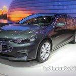 Chevrolet Malibu XL front three quarters at Auto China 2016