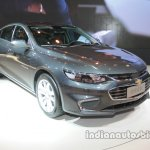 Chevrolet Malibu XL front three quarters right side at Auto China 2016